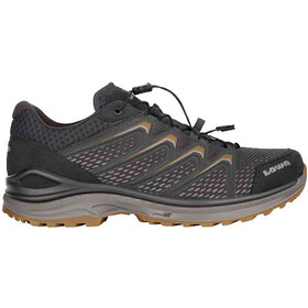 Lowa Maddox GTX Low Shoes Men graphite/bronze